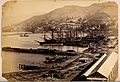 Lyttelton, New Zealand; the port and town from Sumner Road. Wellcome V0038494.jpg