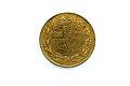 Médaille, Napoléon III commémoration de son élection, 1852 (Revers).jpg