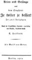 Méhul - Une folie - Je toller, je besser - title page of the libretto, Berlin 1810.png