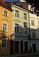 Měšťanský dům U Ježíška (Malá Strana), Praha 1, Na Kampě 10, Malá Strana.JPG