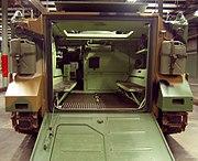 M113 Interior