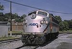 MARC 83 at Brunswick MD June 1994xRP - Flickr - drewj1946.jpg