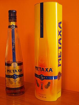 Metaxa - Image: METAXA 5 Stars