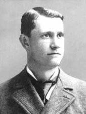 Photograph of Ed Delahanty, 1945 Hall of Fame inductee