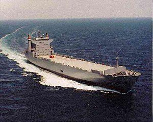 MV Cape Taylor (T-AKR-113) - Image: MV Cape Taylor (T AKR 114)