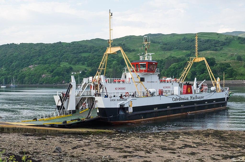 MV Loch Dunvegan 2016