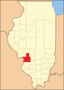 Madison County Illinois 1825