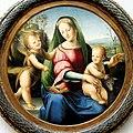 Madonna and Child with St. John the Baptist by Domenico Beccafumi - Gemäldegalerie - Berlin - Germany 2017.jpg