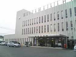 Maebaru City office.jpg