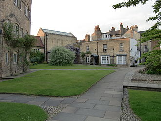 George Mallory - Mallory Court at Magdalene College, Cambridge