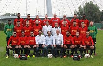 SVA Papendorp - Magreb'90 ahead of the 2015-16 Topklasse season