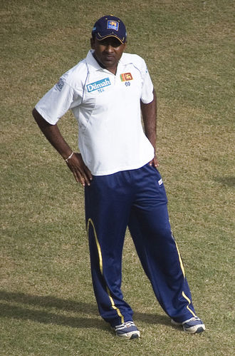 History of the Sri Lankan cricket team - Mahela Jayawardene was Sri Lankan captain between 2005 and 2012