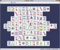 Mahjongg Solitaire game on Ubuntu-Baltix.png