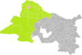 Maillane (Bouches-du-Rhône) dans son Arrondissement.png