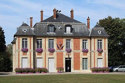 Comment aller à Gournay-Sur-Marne en transport en commun - A propos de cet endroit