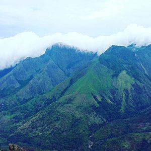 Kannan Devan Hills - Western Ghats from Kannan Devan Hills