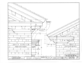 Major General Solomon Cowles House, Main Street, Farmington, Hartford County, CT HABS CONN,2-FARM,6- (sheet 9 of 11).png