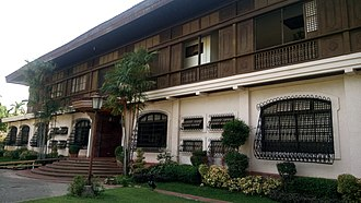 Malacañang of the North - The Malacañang of the North presidential museum.