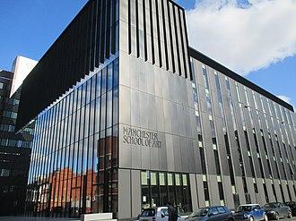 Feilden Clegg Bradley Studios - Image: Manchester School of Art (1)