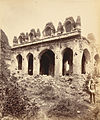 Mandapa near Gymnasium Hall -Granary- (south-east), Gingi -Gingee-, South Arcot District.jpg