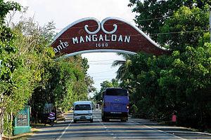 Mangaldan, Pangasinan - Image: Mangaldan Pangasinan