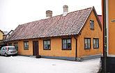 Fil:MangelFridas hus Gjutaren 2 Tunnbindaregatan 13 Kryddgränd 4 Visby Gotland.jpg