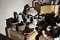 Manifattura pisana, ceramiche arcaiche ritrovate nelle volte della chiesa di sant'antimo a piombino, 1200-50 circa 01.JPG
