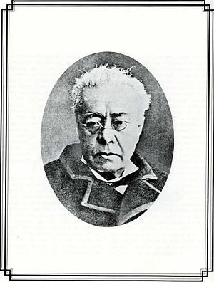 Orozco y Berra, Manuel (1816-1881)