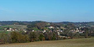 Manzac-sur-Vern Commune in Nouvelle-Aquitaine, France