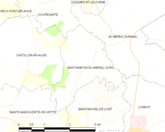 Map commune FR insee code 14633.png