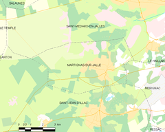 Map commune FR insee code 33273.png