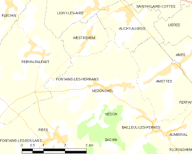 Map commune FR insee code 62601.png