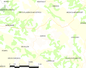 Map commune FR insee code 64234.png