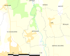 Map commune FR insee code 65035.png