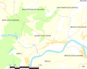 Allerey-sur-Saone City