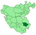 Map of Castellar de la Frontera (Cádiz).png