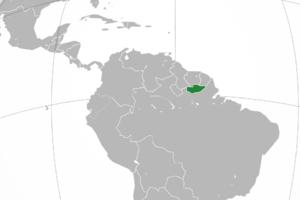 San Theodoros - Approximate location of San Theodoros