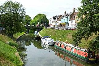 March, Cambridgeshire Town and civil parish in Cambridgeshire, England