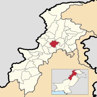 Mardan District District in Khyber Pakhtunkhwa, Pakistan