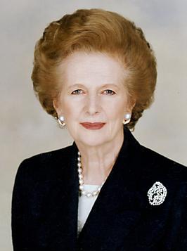 Margaret Hilda Roberts Thatcher