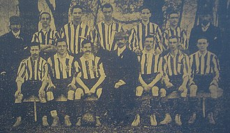 Margate F.C. - Margate team photo from the 1901–02 season.