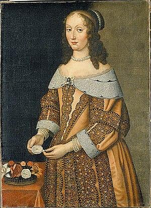 Maria Euphrosyne of Zweibrücken - Countess Palatine Maria Euphrosyne of Zweibrücken