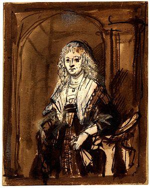 Portrait of Maria Trip - Image: Maria Trip