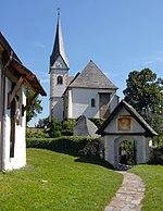 Maria Woerth Pfarrkirche Heilige Primus und Felician 28082008 14.jpg