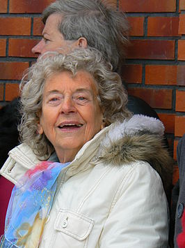 Marie Eitink 2010 in Delfzijl