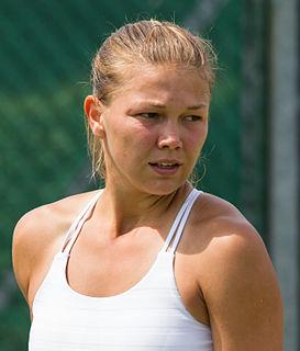 Marina Melnikova Russian tennis player