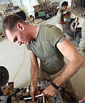 Marine mechanics repair life-saving vehicles in Afghanistan DVIDS287373.jpg