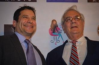 Mark Levine (politician) - Mark Levine and Barney Frank