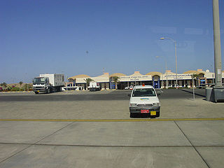 Flughafen Marsa Alam International