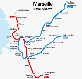 Image illustrative de l'article Métro de Marseille